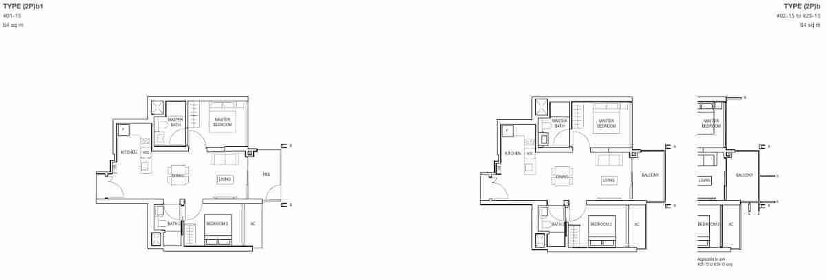 Midwood 2 bedroom