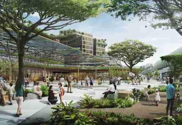 Pasir Ris 8 mrt and surrounding